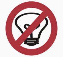 Ban the Bulb by Mark Podger