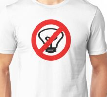 Ban the Bulb Unisex T-Shirt