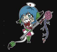 Morbidly Cute Virus Head Ache by Kiotoko-Solo