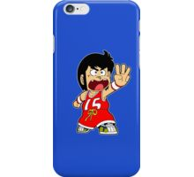 Dash kappei - Chicho Terremoto iPhone Case/Skin