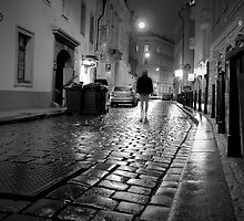 Walker of Prague by Ryan Welty