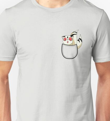 Pocket Kirara. Anime. Unisex T-Shirt