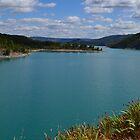 Turquoise water by MONIGABI