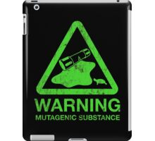 The Danger of the Ooze iPad Case/Skin