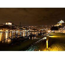 Traditional Porto Wine Boats Photographic Print