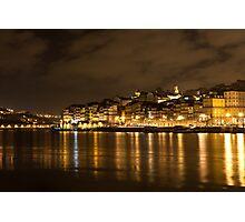 Ribeira, Oporto, Portugal Photographic Print