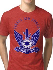 Israel Air Force Logo Tri-blend T-Shirt