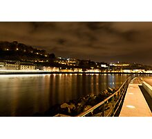 Under Arrabida Bridge, Oporto, Portugal Photographic Print