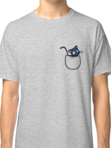 Pocket luna. Sailor moon Classic T-Shirt