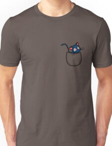 Pocket luna. Sailor moon Unisex T-Shirt