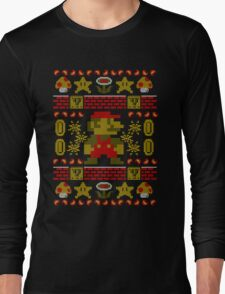 Super Ugly Sweater Long Sleeve T-Shirt