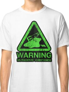 Sticker! The Danger of the Ooze Classic T-Shirt