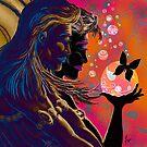 """""""Gossamer & Lotus Dream"""" by Steve Farr"""