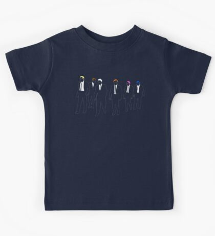 Rainbow Dogs Kids Tee
