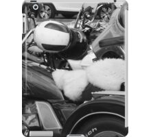 Lets Ride iPad Case/Skin