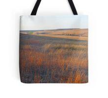 Tall Grass Prairie - Kansas Tote Bag