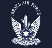 Israeli Air Force Logo for Dark Colors T-Shirt