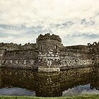 Beaumaris Castle by Julesrules