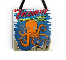 Mutant Octopus Tote Bag