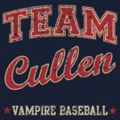 Team Cullen Vampire Baseball by waywardtees