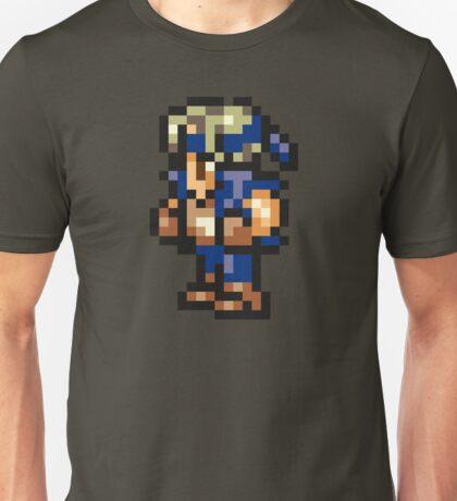 Locke Cole Sprite - FFRK - Final Fantasy VI (FF6) Unisex T-Shirt