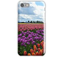 Tulips for Days iPhone Case/Skin