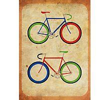 RBG Bikes ~ Series 2 Photographic Print