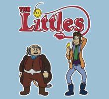 The littles. Los meñiques. Los diminutos. by Faramiro