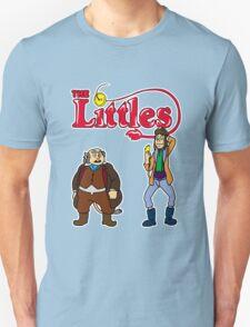 The littles. Los meñiques. Los diminutos. Unisex T-Shirt