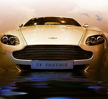 Aston Martin V8 Vantage by George Lenz