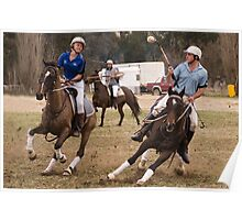 Jugiong Polocrosse # 2 Poster