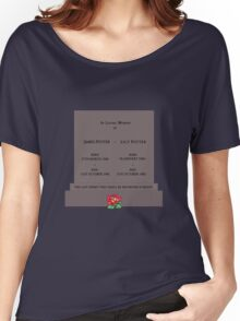Lily and James Potter - May They Rest In Peace Women's Relaxed Fit T-Shirt