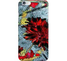Floral #10 iPhone Case/Skin