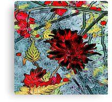 Floral #10 Canvas Print