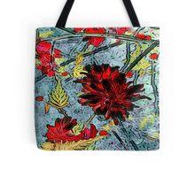 Floral #10 Tote Bag