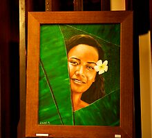 Framed Beauty by Andy Solo