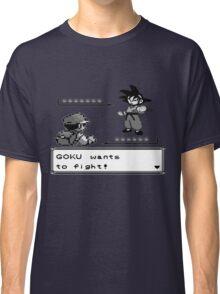 Crossover Pokemon - Dragonball Classic T-Shirt