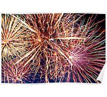 2011 Fireworks Poster