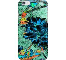 Floral #10a iPhone Case/Skin