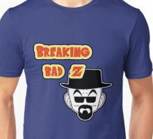 Crossover Breaking bad - Dragonball. Krillin Unisex T-Shirt