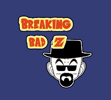 Crossover Breaking bad - Dragonball. Krillin Unisex T-Shirt