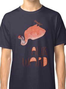 Awkward Orange Auk  Classic T-Shirt