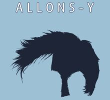 Allons-y, Alonso! by Allison Gardiner