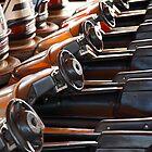 Bumper cars by Gaspar Avila
