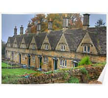 Chipping Norton Almshouses  Poster