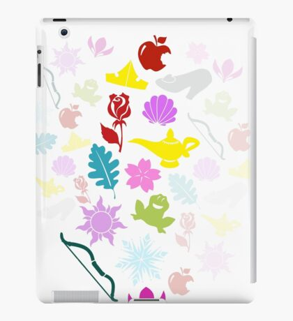 Iconic Princesses iPad Case/Skin