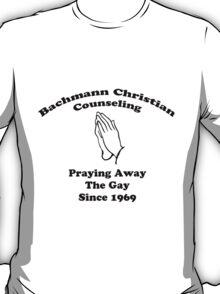 Bachmann Christian Counseling T-Shirt
