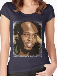 Dave Chappelle Women's Fitted Scoop T-Shirt