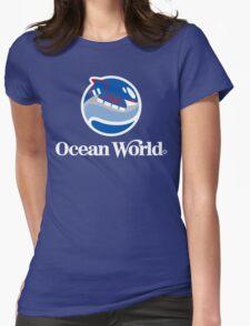 Ocean World Womens Fitted T-Shirt