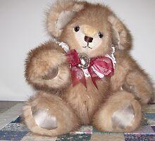 Adirondack Bear- Hello! by Patricia127